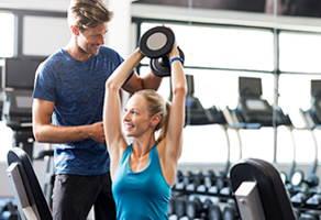 Силовая фитнес-тренировка