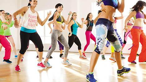 фитнес с танцем в иванове