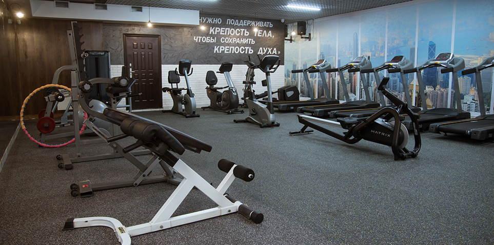 севен фитнес клуб тренажерка в Иваново
