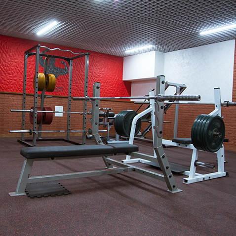 Фитнес-клуб севен