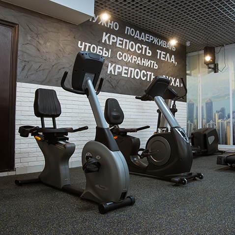Фитнес-залы иваново