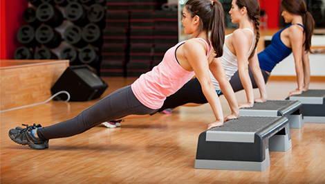 Смешанные программы фитнес-тренировок в Иваново