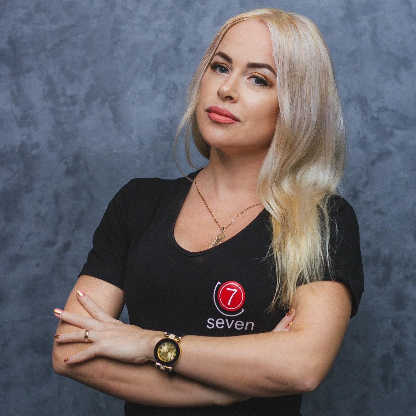 Тренер севен фитнес Иваново Васильева Ирина